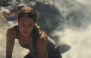 Tomb Raider: Alicia Vikander begeistert in erstem Trailer der Neuverfilmung