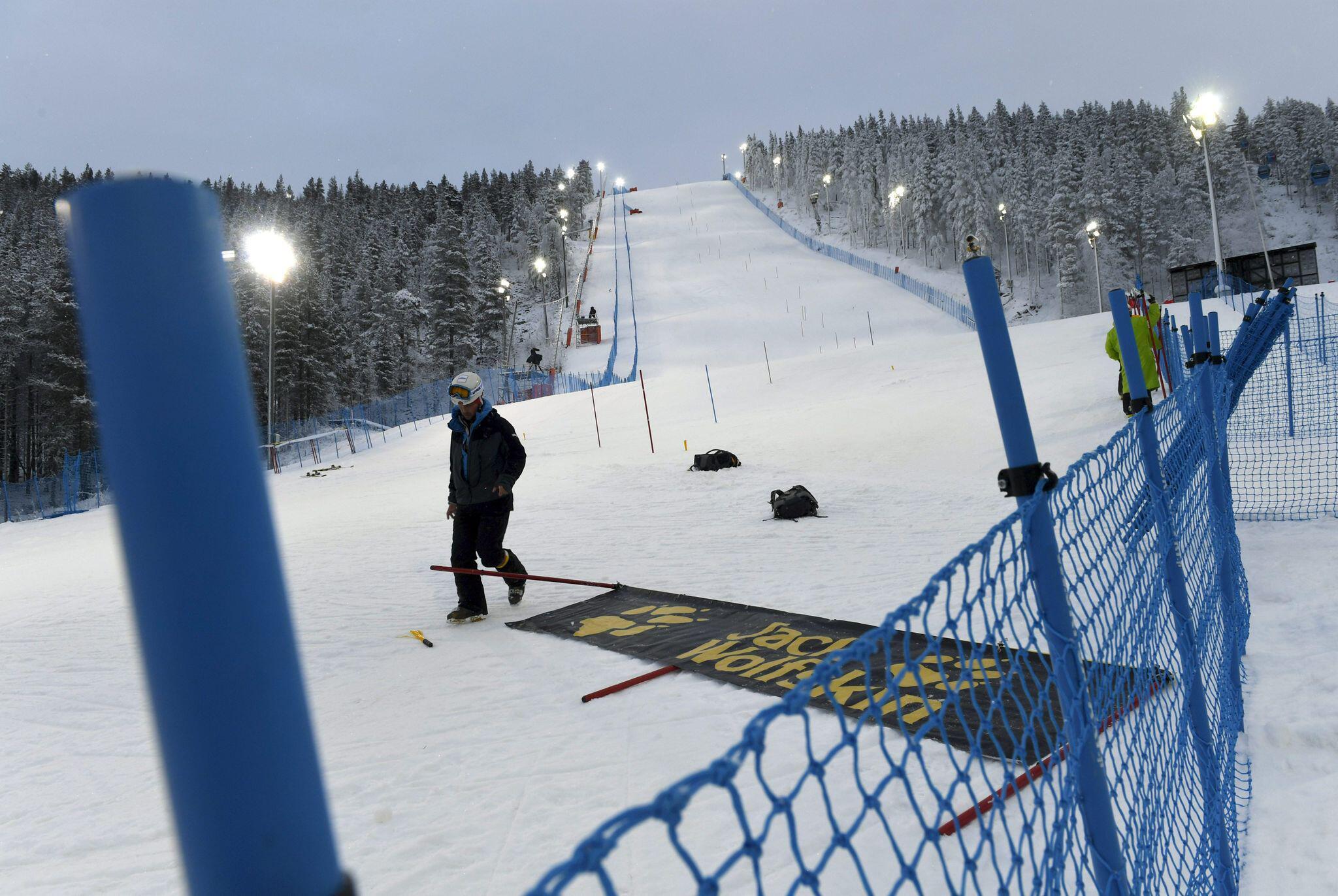 Bild zu Vor dem Weltcup in Levi
