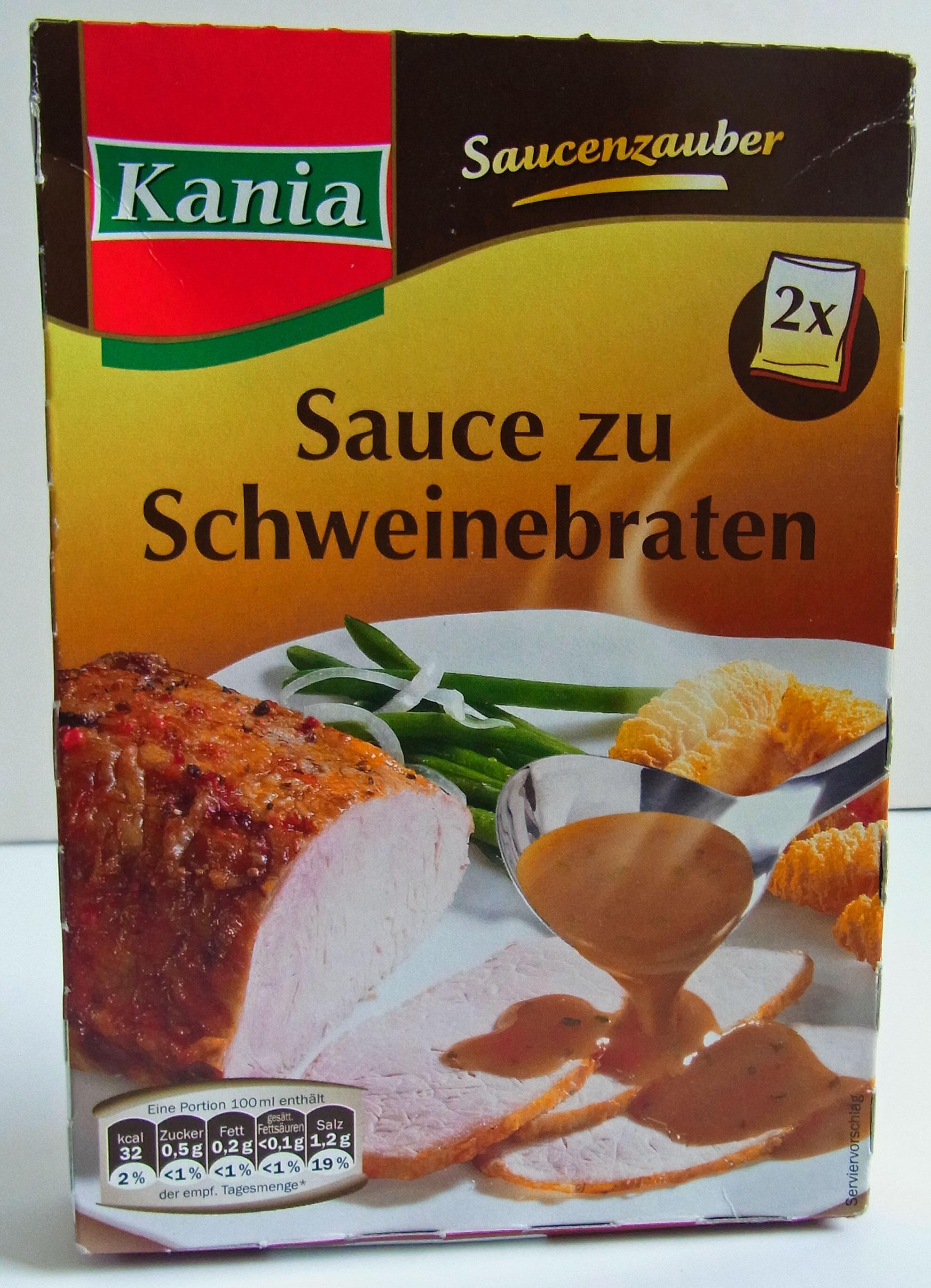 Bild zu Sauce zu Schweinebraten