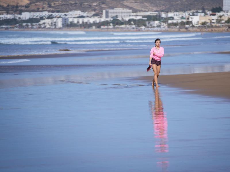 Bild zu Strand in Agadir (Marokko)