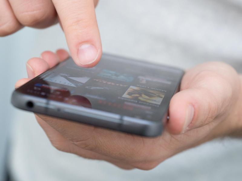 Bild zu Smartphone