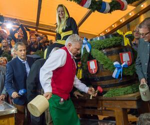 Oktoberfest 2017 – Anstich OB Reiter