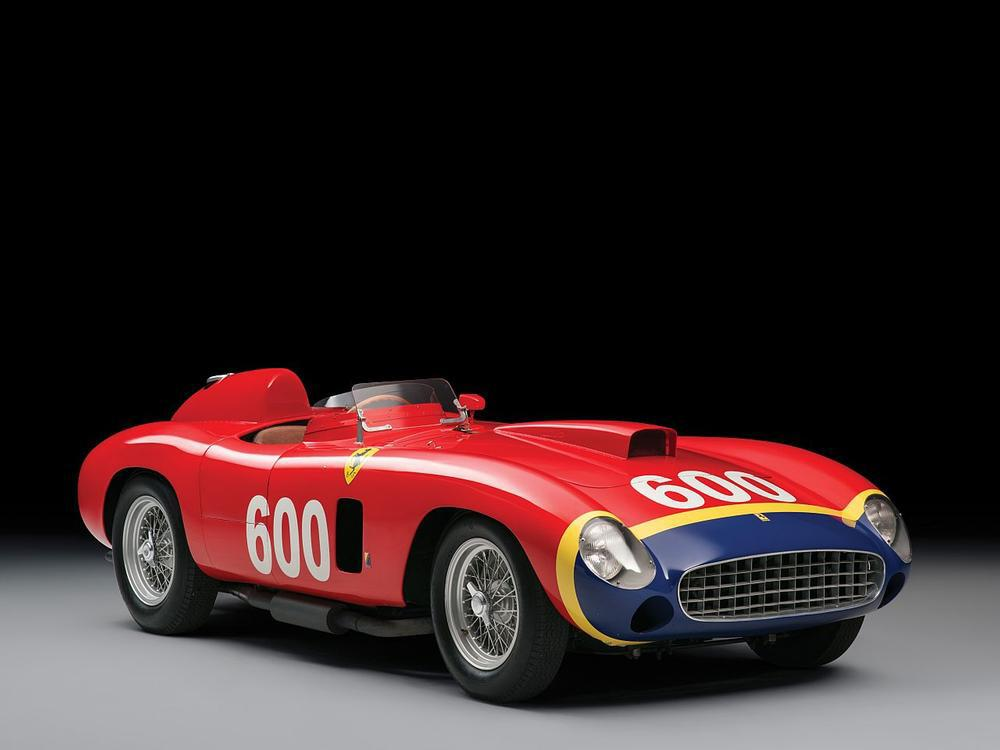 Bild zu Ferrari 290 MM