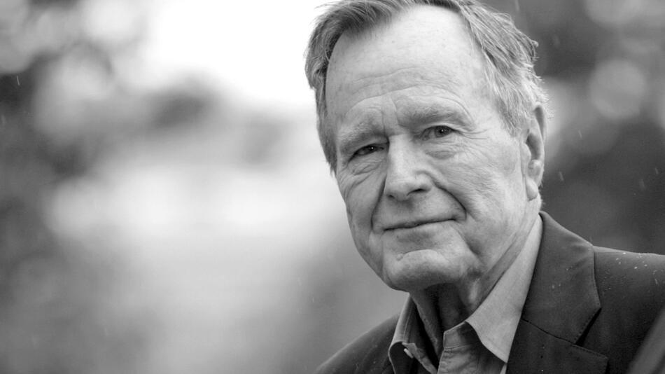 George Bush gestorben