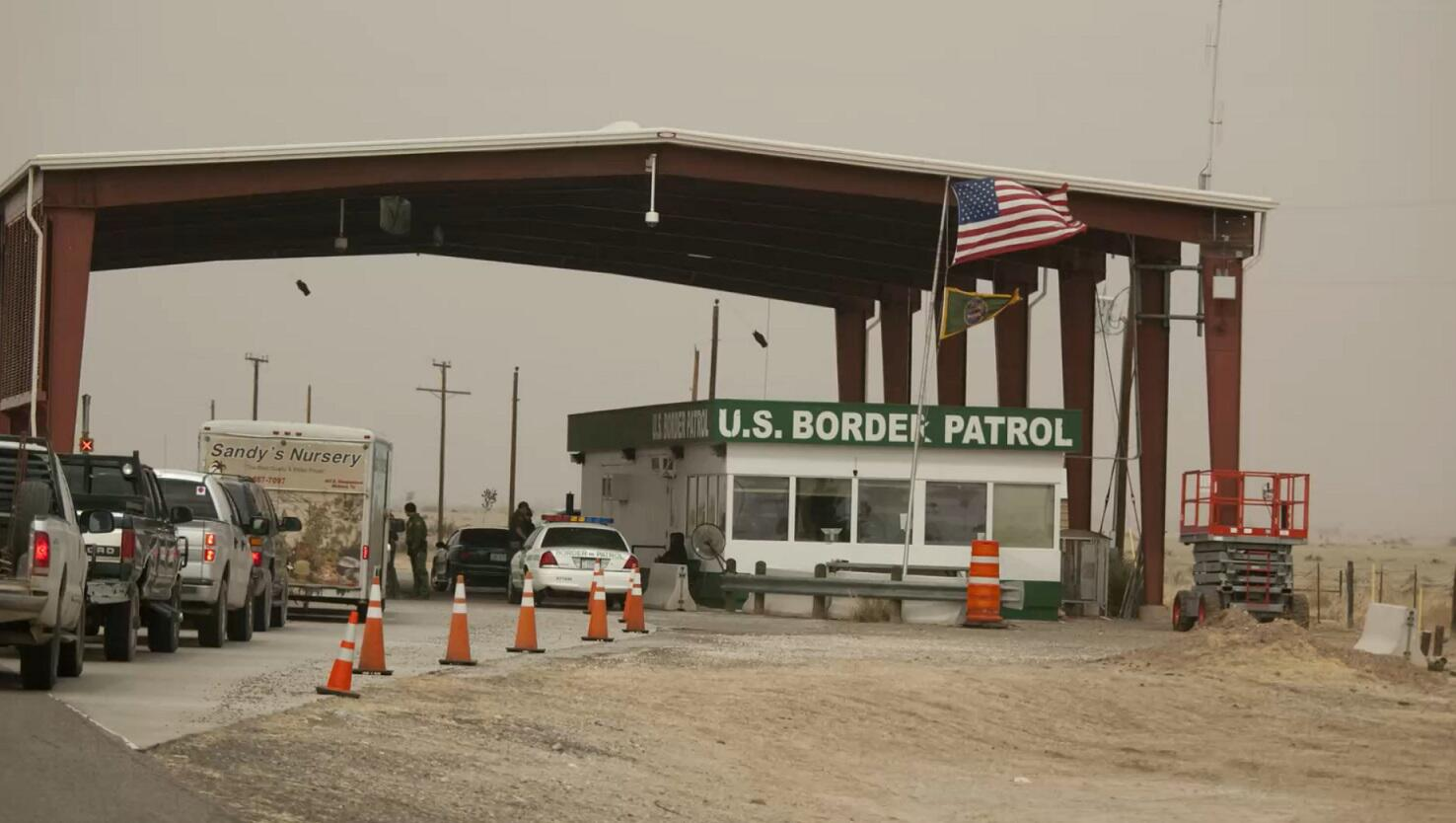 Bild zu Einwanderer, USA, Mexiko, Grenze,