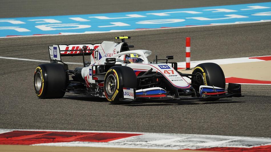 Formel 1 - GP Bahrain