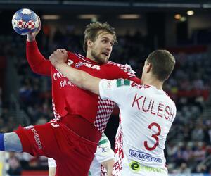 Handball-EM: Kroatien - Weißrussland