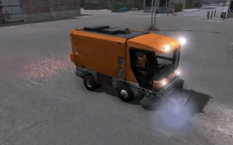 "Bild zu ""Kehrmaschinen-Simulator 2011"""