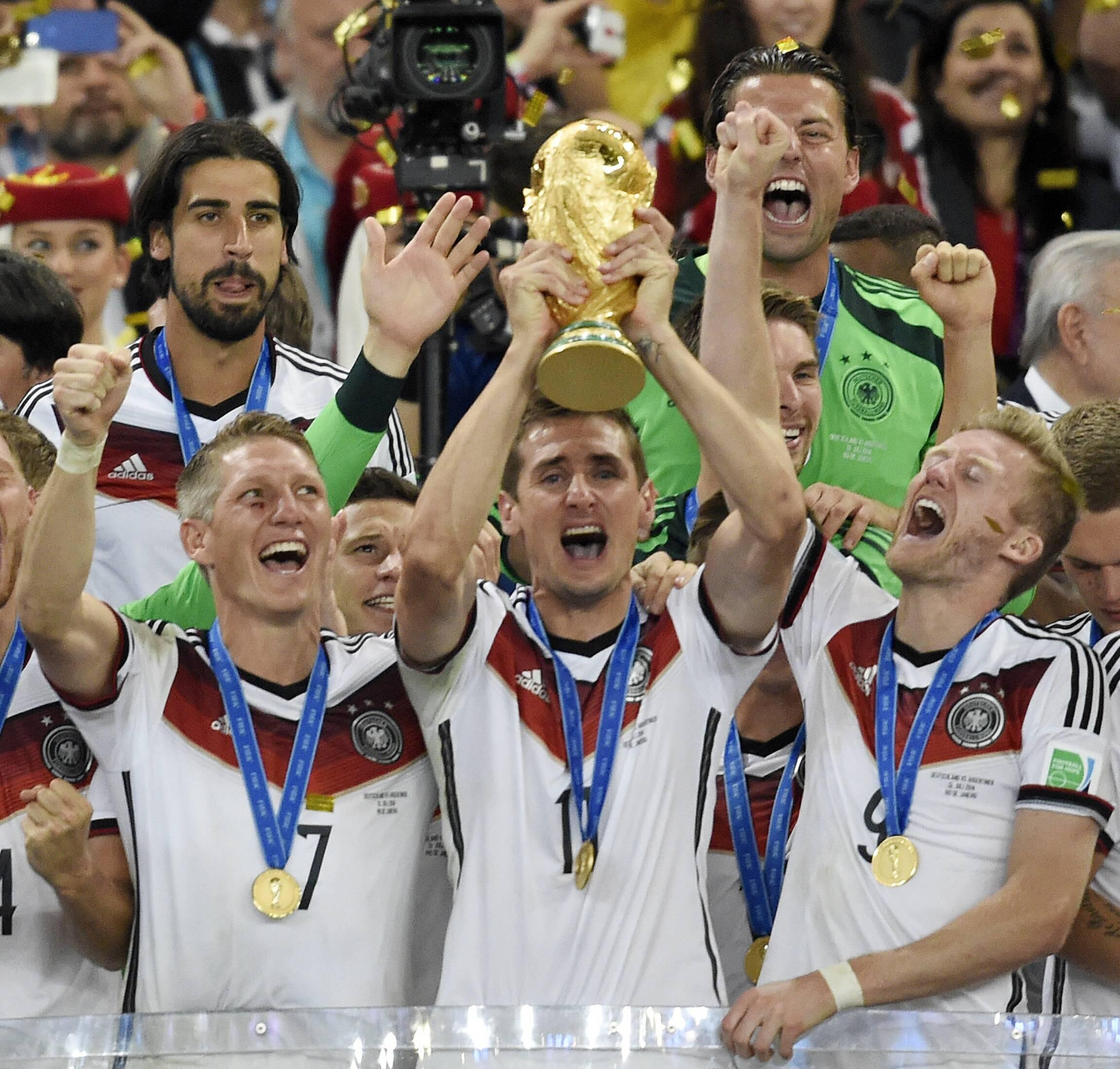 Bild zu Klose, Miroslav Klose, die Mannschaft, Weltmeisterschaft, WM 2018