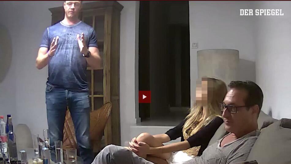 In Österreichs Ibiza-Affäre nun U-Haft für Verdächtige beantragt
