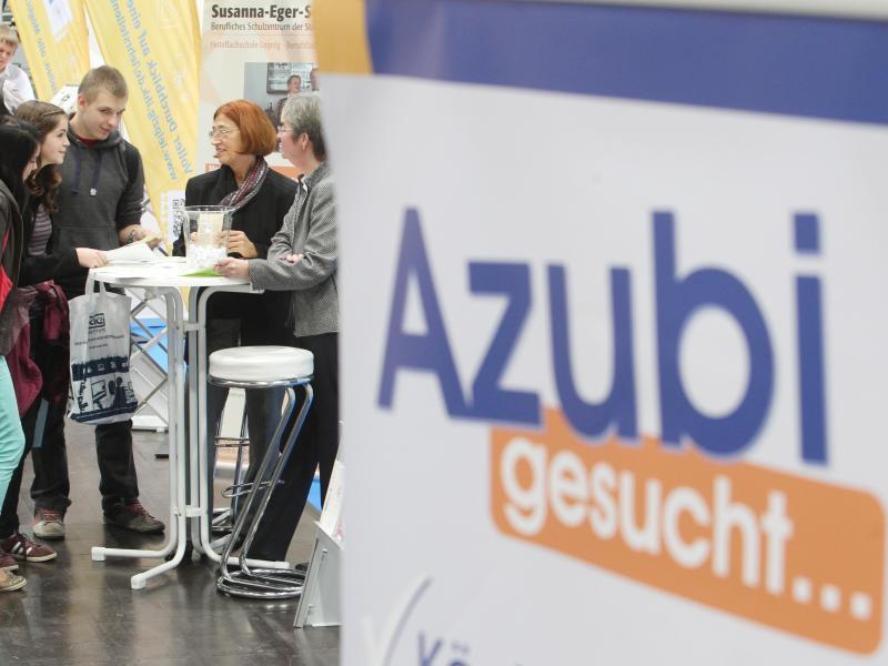 Bild zu Azubi gesucht