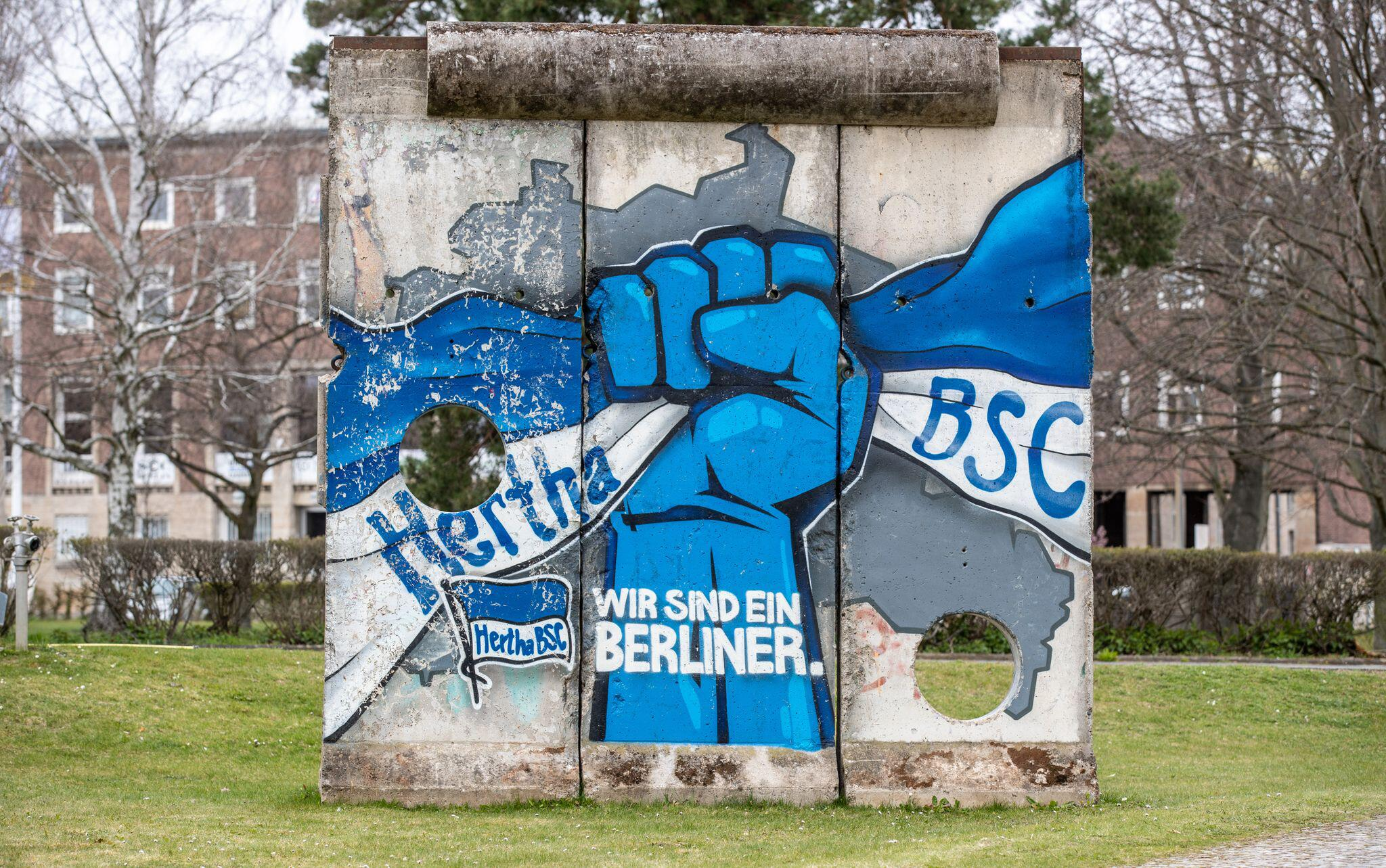 Bild zu Corona-Fälle bei Hertha BSC