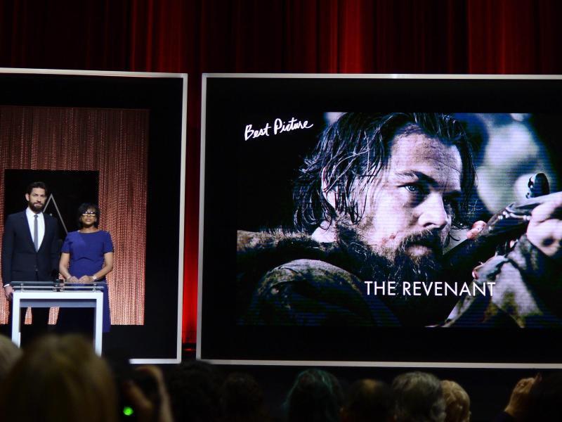 Bild zu Oscar-Nominierung