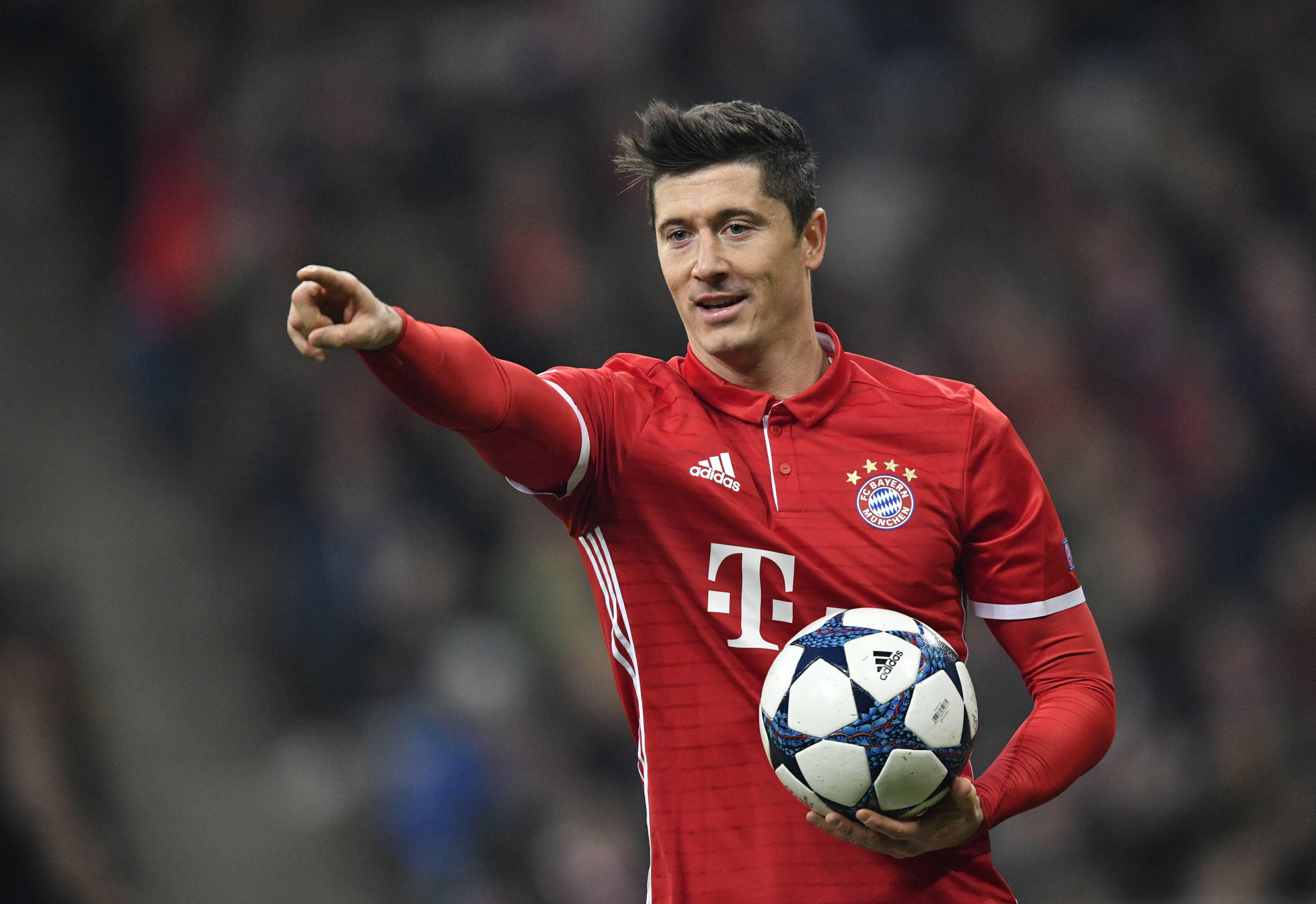 Bild zu Robert Lewandowski, FC Bayern, Backup