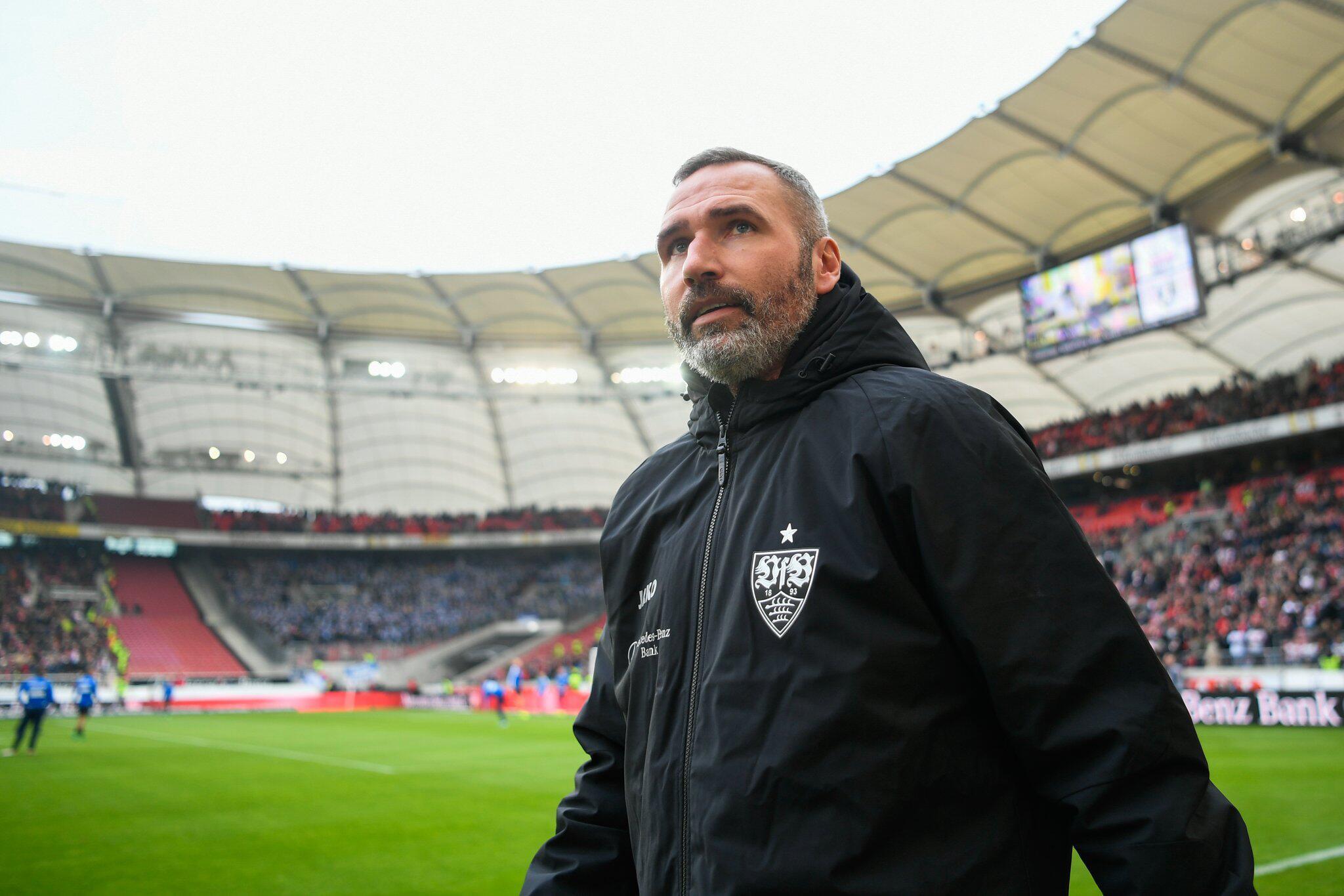 Bild zu VfB Stuttgart-Trainer Tim Walter