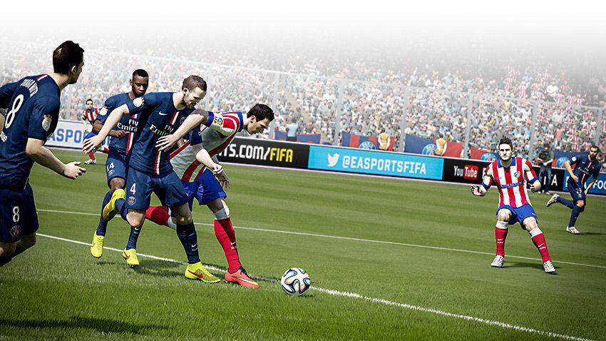 Bild zu FIFA 15