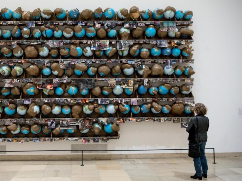 Bild zu Kunst aus dem Centre Pompidou