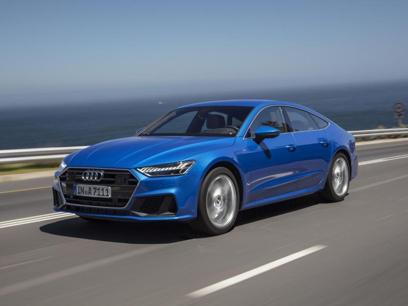 Bild zu Audi A7
