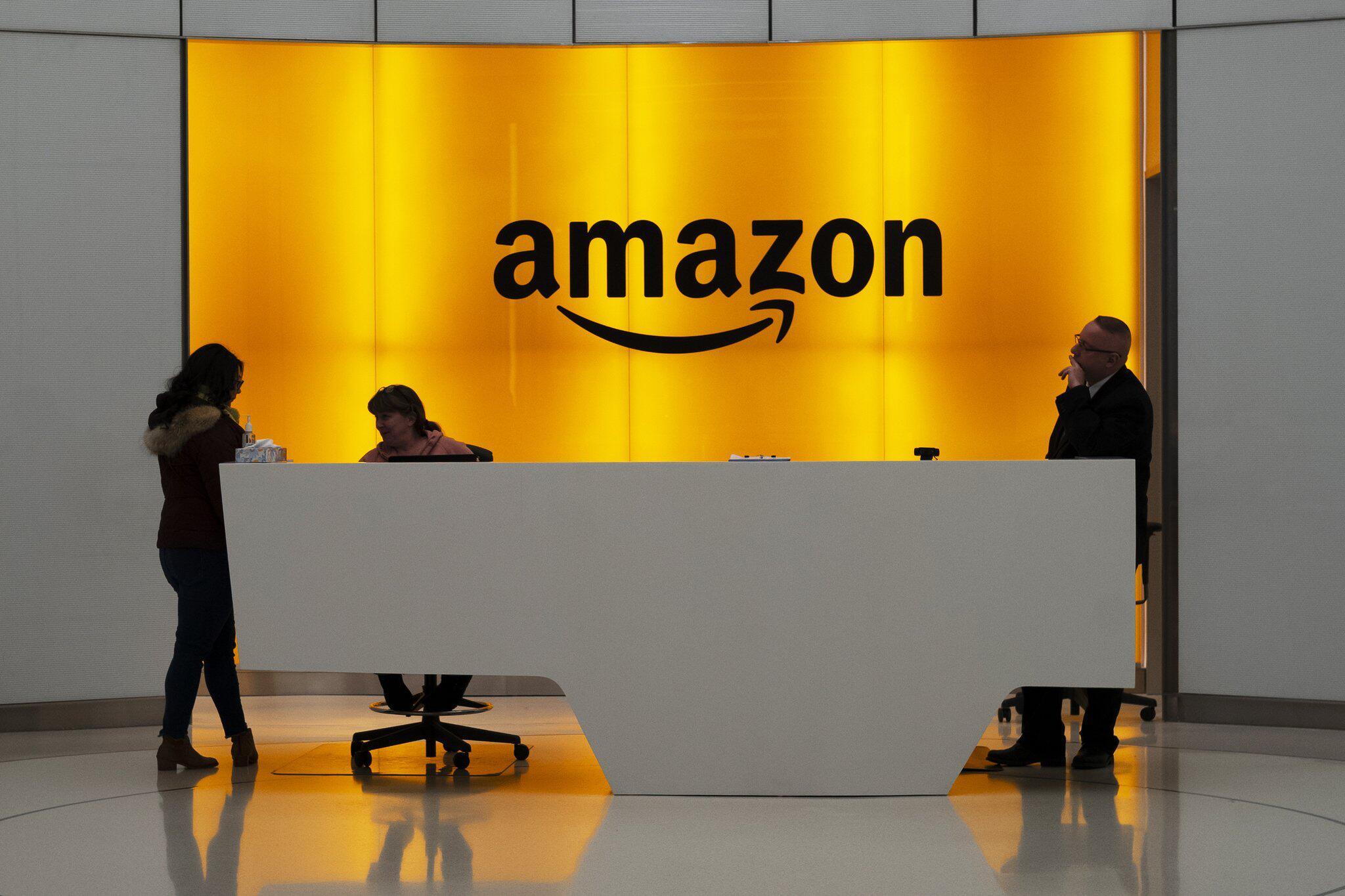 Bild zu Amazon erneut mit Rekordgewinn