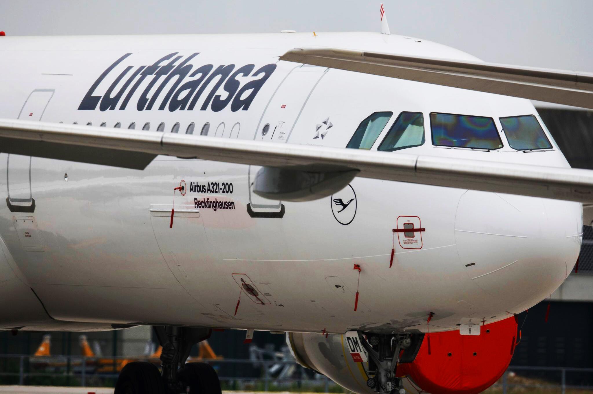Bild zu Lufthansa, Flugzeug
