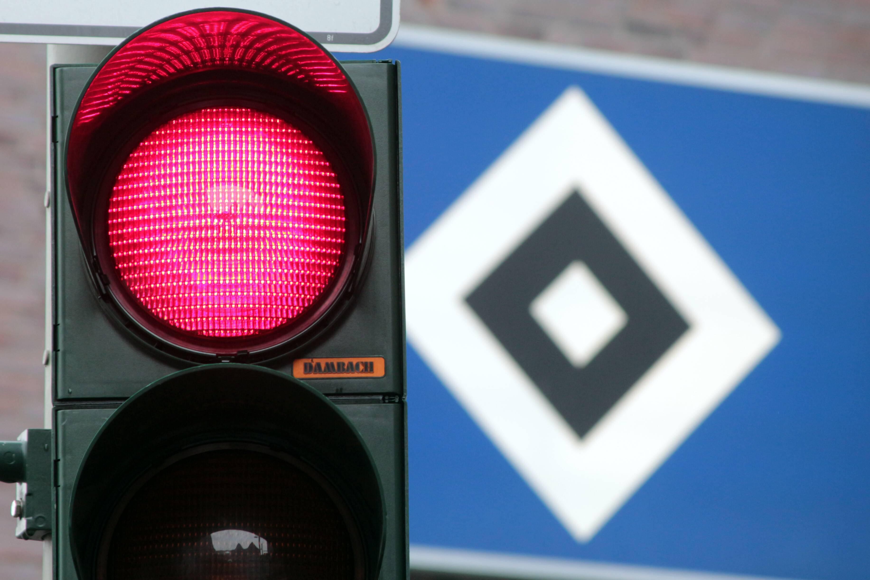 Bild zu Hamburger SV, Bundesliga, HSV, Abstiegskampf