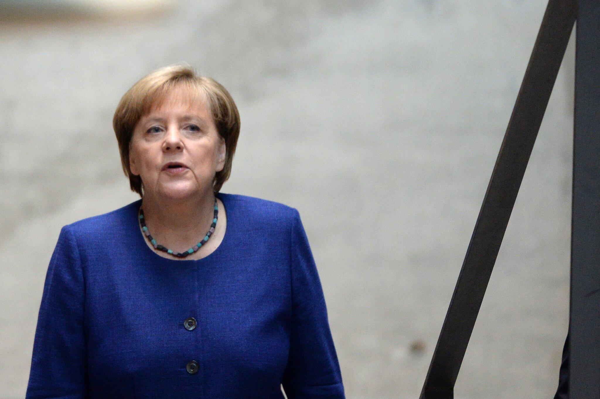 Bild zu ARD-Sommerinterview mit Angela Merkel