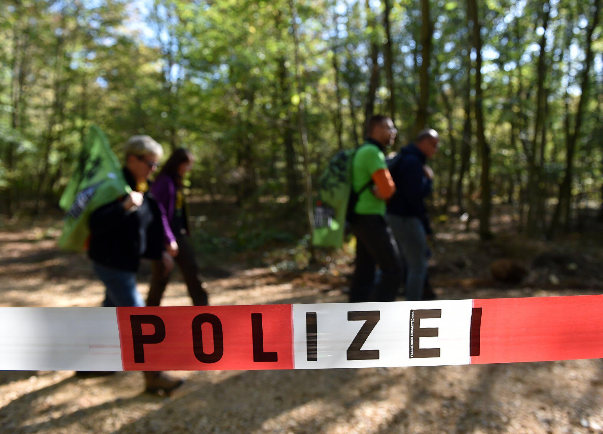 Bild zu Hambach Forest