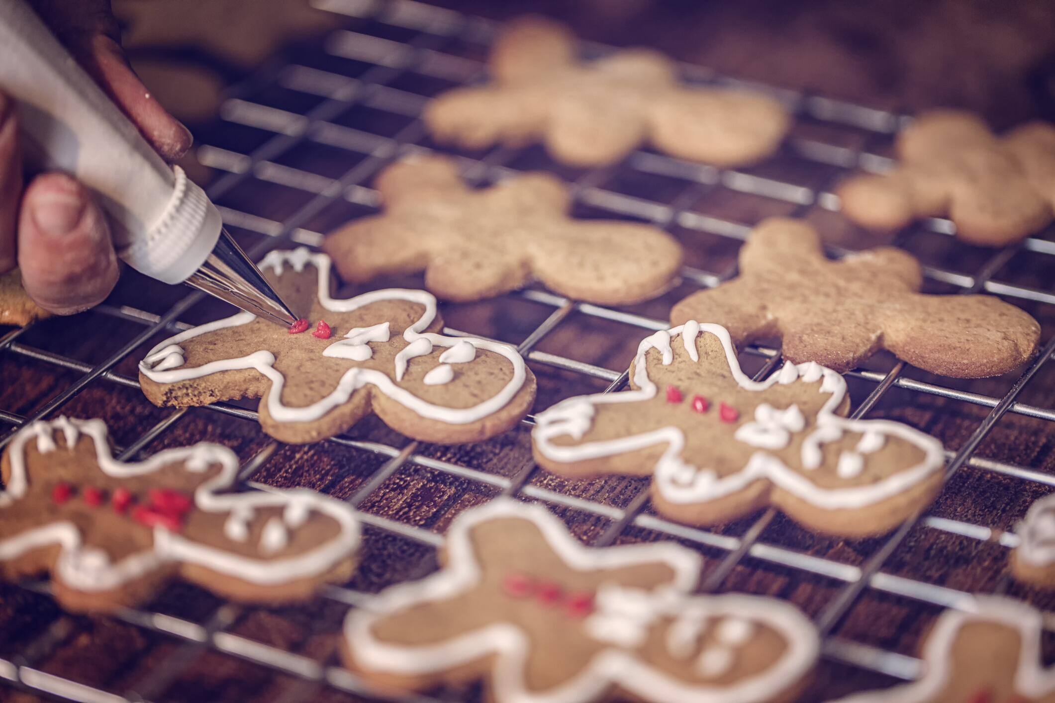 Bild zu Plätzchen, backen, Weihnachten, Rezepte, Rezept-Ideen, Plätzchenrezepte, Backbuch