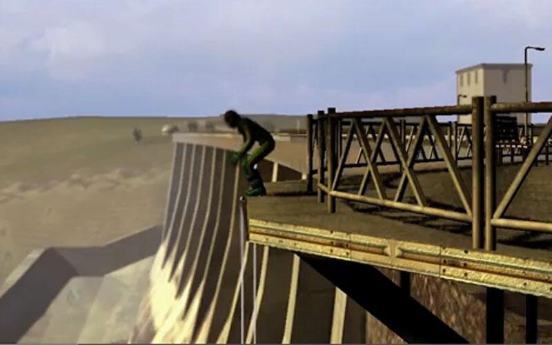 "Bild zu ""Bungee-Jumping-Simulator 2009"""