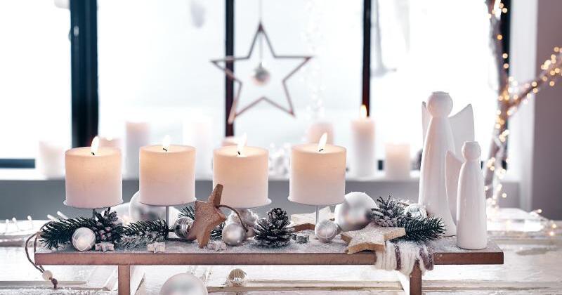 deko trends f r weihnachten eiszapfen schneeb lle und co gmx. Black Bedroom Furniture Sets. Home Design Ideas