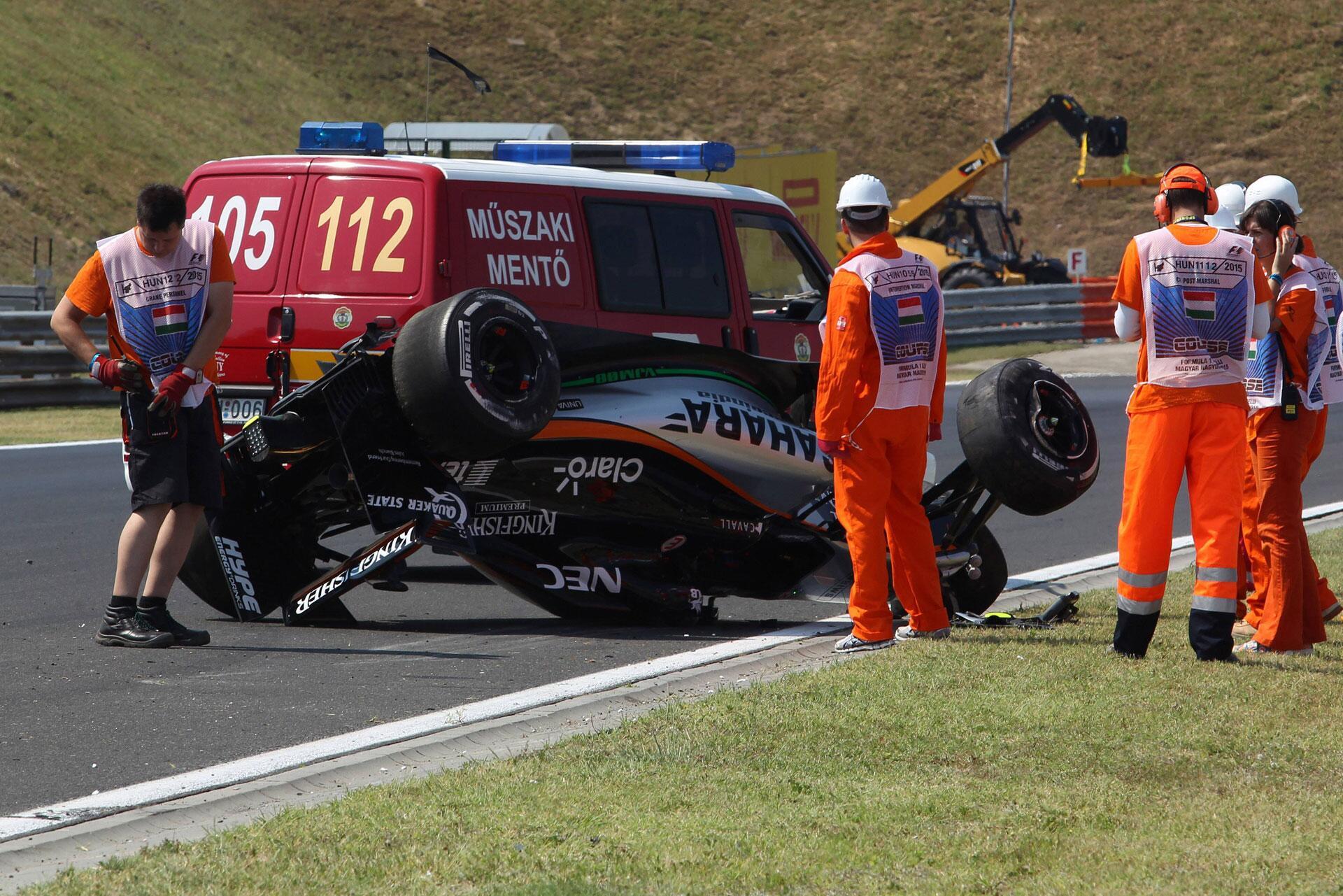 Bild zu Unfall