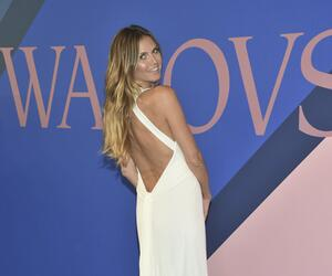 CFDA Fashion Awards - Heidi Klum