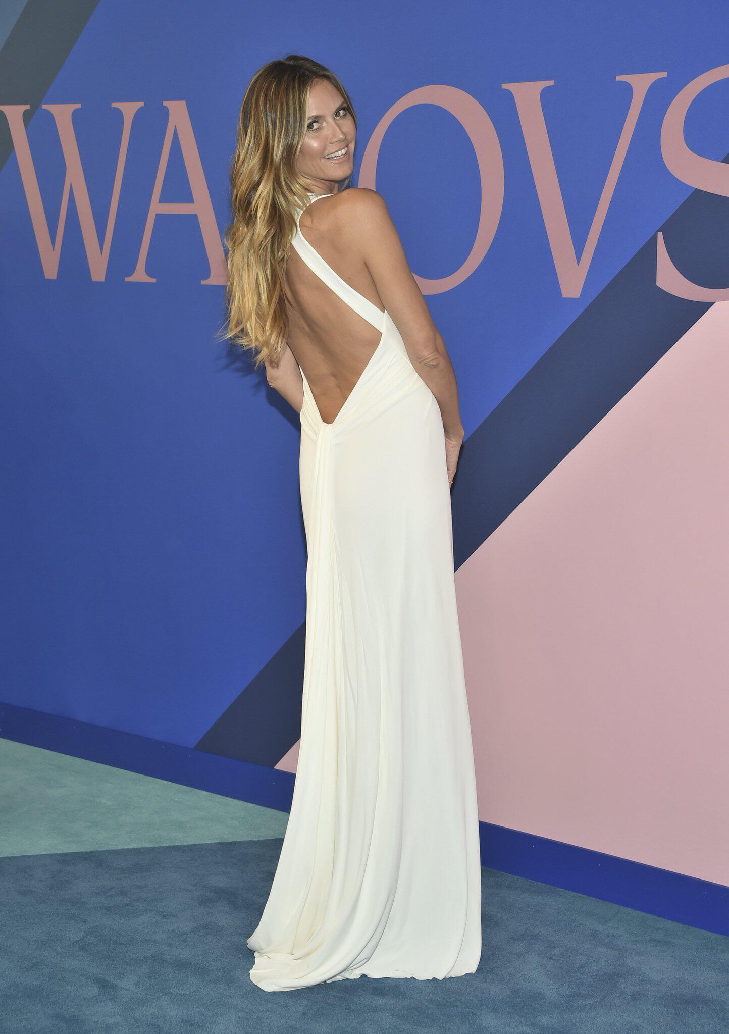 Bild zu CFDA Fashion Awards - Heidi Klum