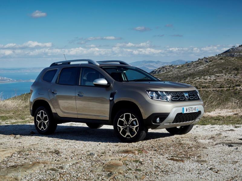 Bild zu Dacia Duster