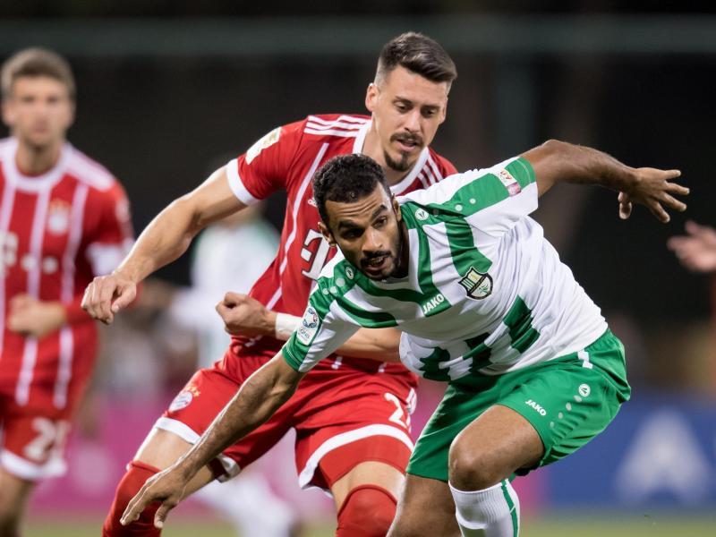 Bild zu FC Bayern München - Al-Ahli