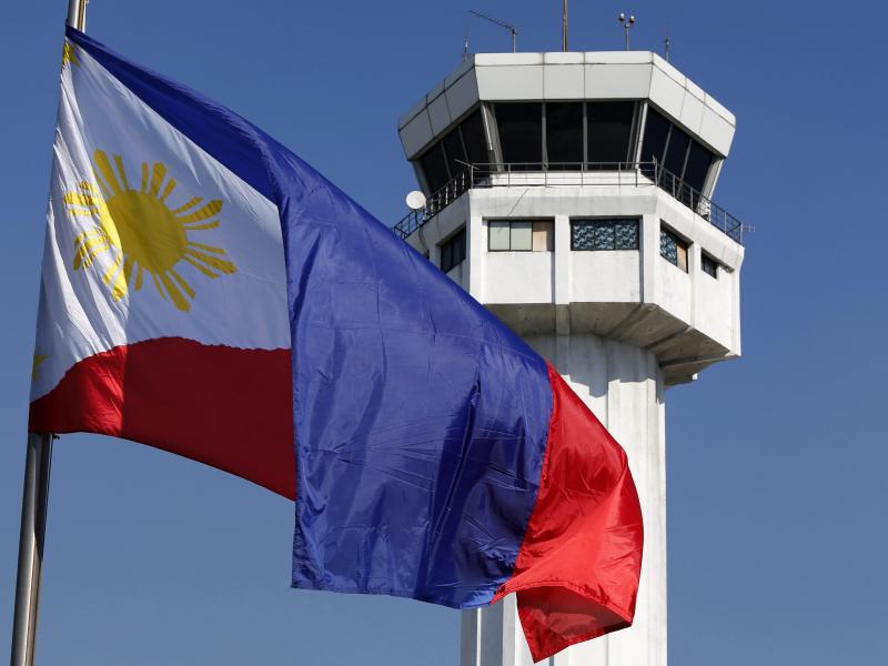 Bild zu Philippinische Flagge