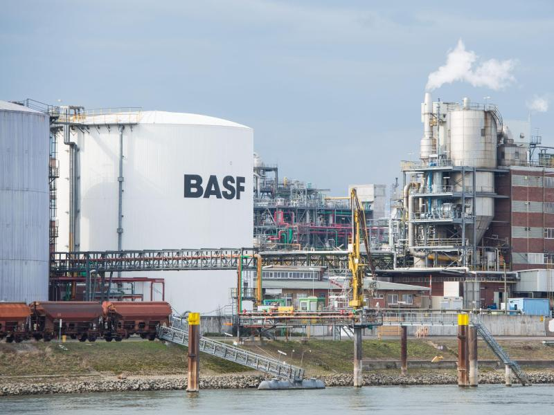 Bild zu BASF