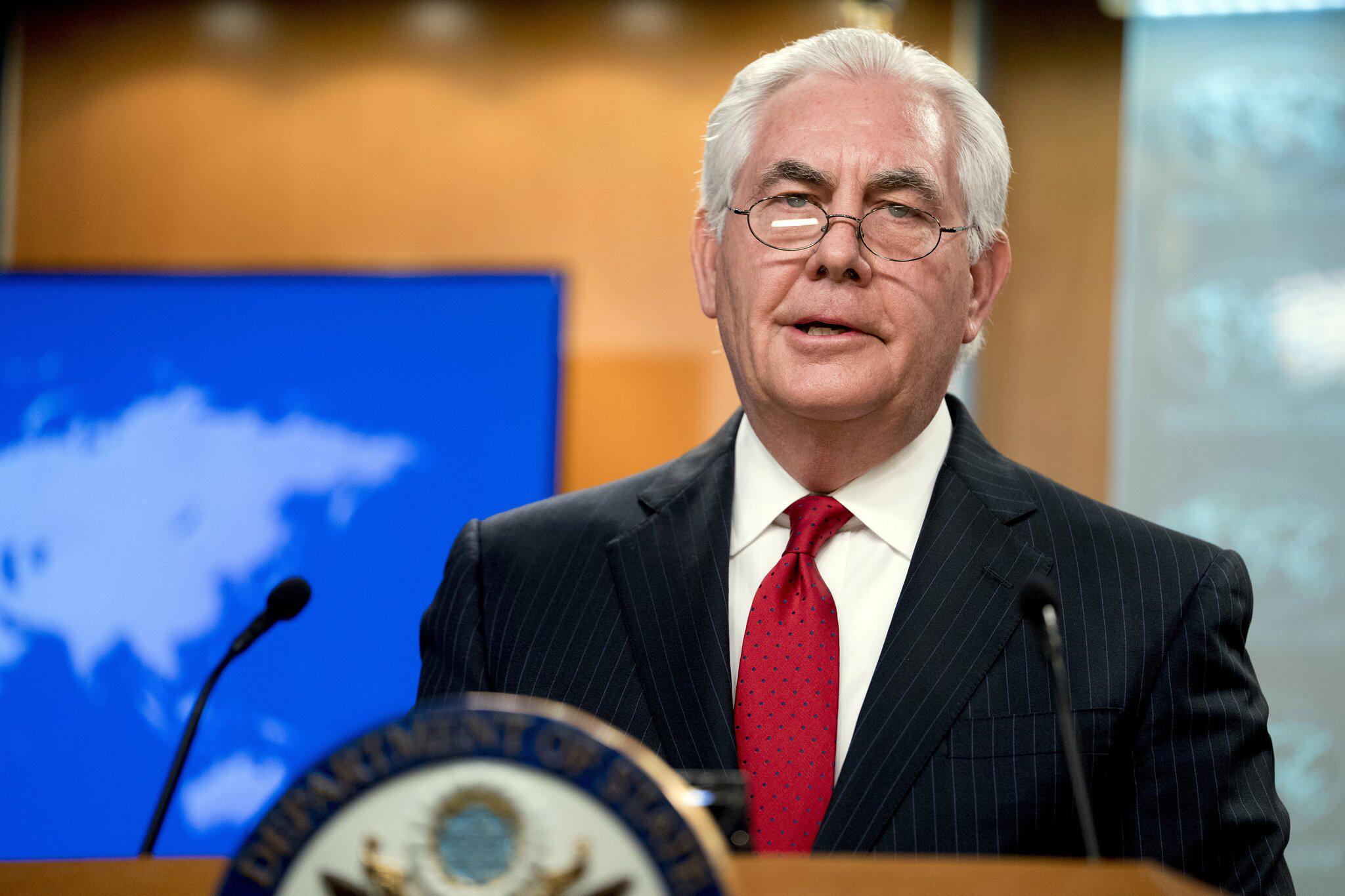 Bild zu Tillerson nach Entlassung