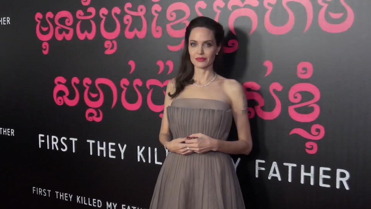 Bild zu Sensation: Angelina Jolie plant gerade ihre vierte Hochzeit