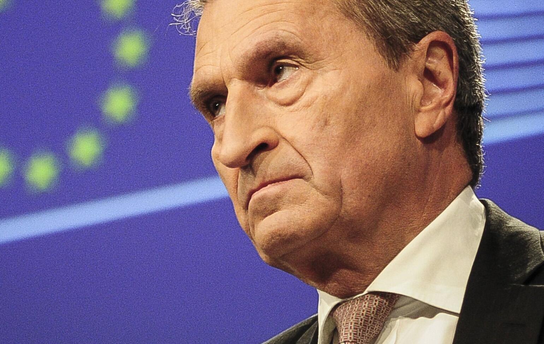 Bild zu Günther Oettinger
