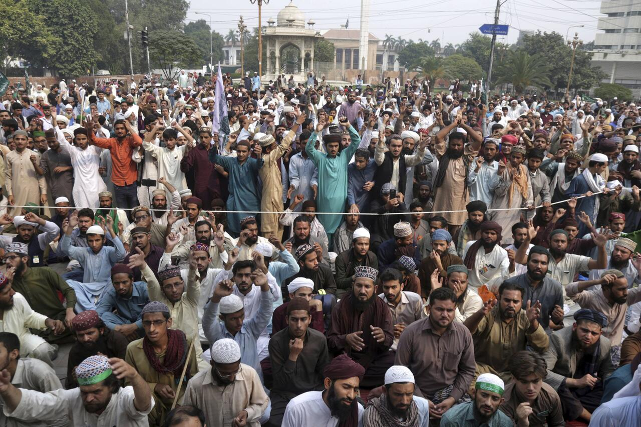 Bild zu Todesurteil gegen Christin in Pakistan aufgehoben
