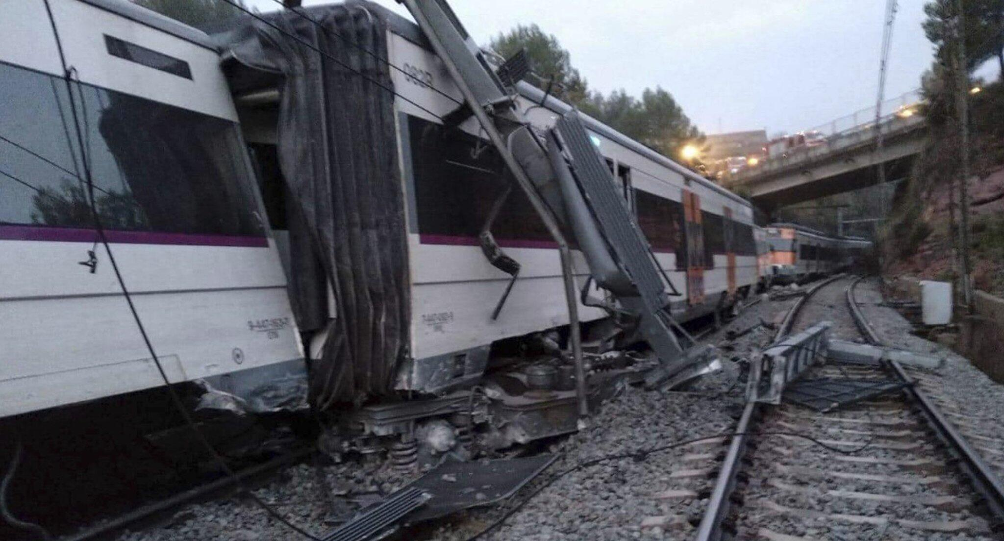 Bild zu Zugunglück in Spanien