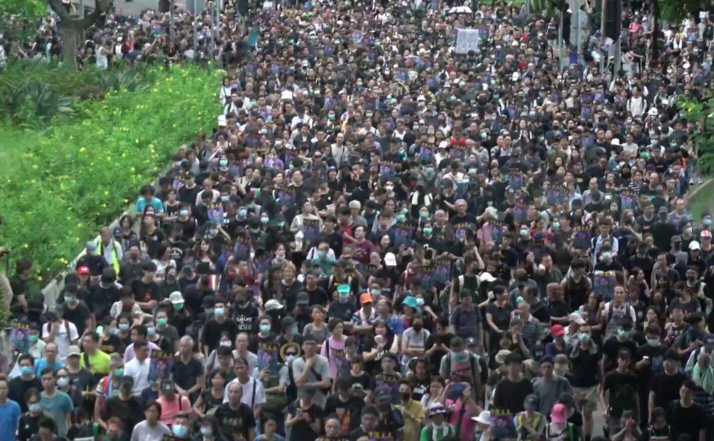 Bild zu Hongkong, China, Proteste