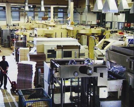 Bild zu Druckmaschinen