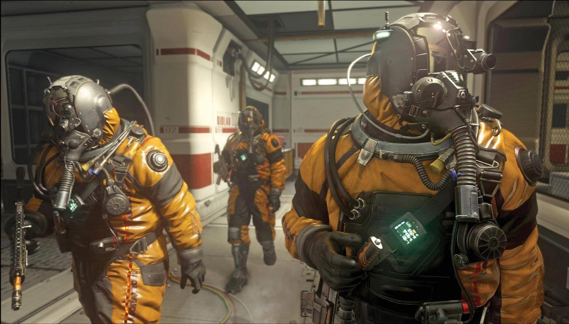 Bild zu Call of Duty: Advance Warfare