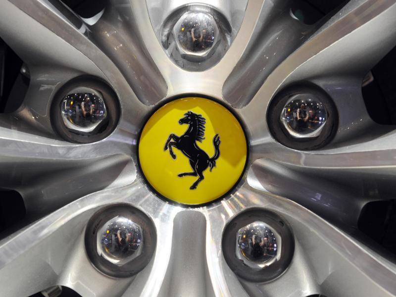 Bild zu Ferrari