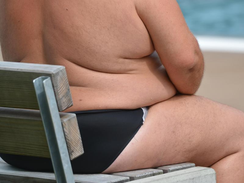 Bild zu Übergewicht