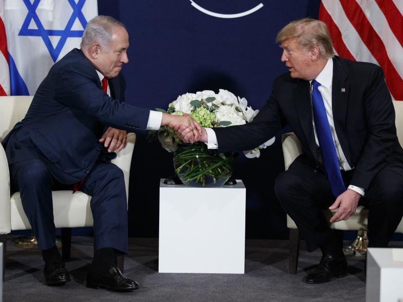 Bild zu Treffen in Davos