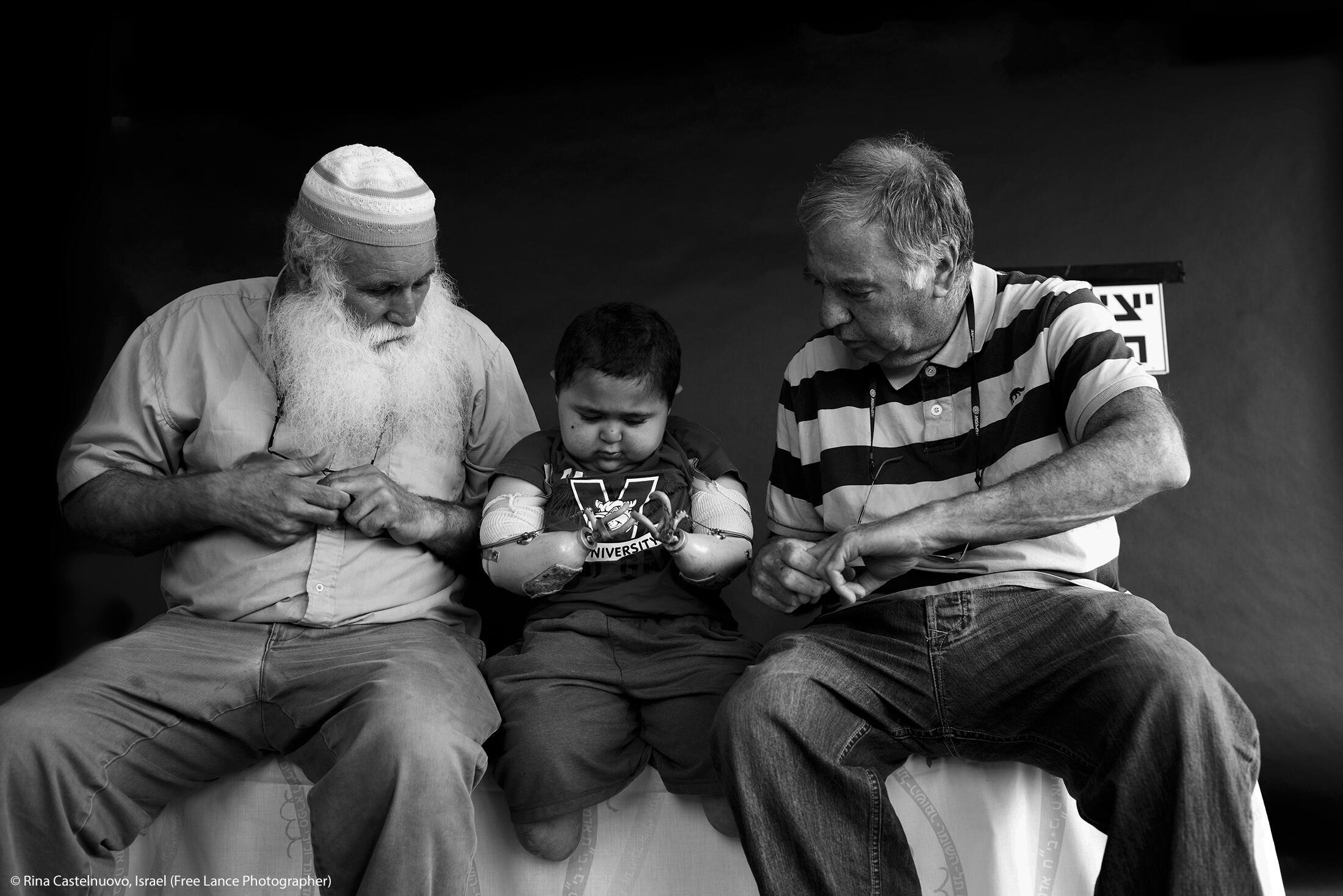 Bild zu Israel, Palästina