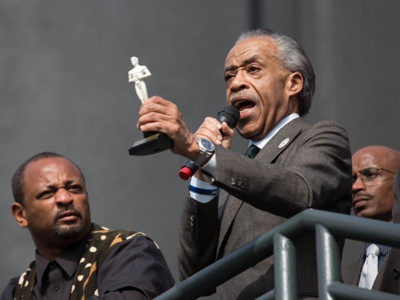 Bild zu Oscars - Al Sharpton